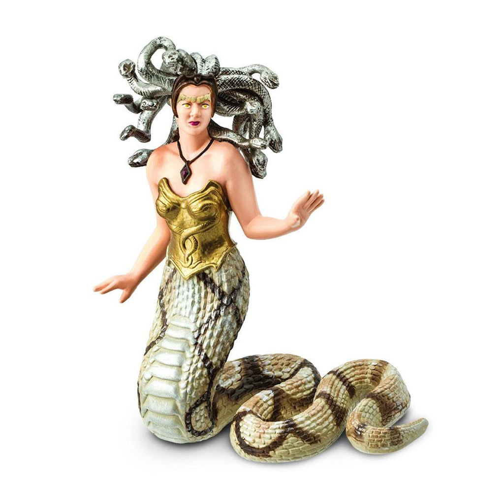 Mythical Creatures - Medusa Mythical Realms Figure Safari Ltd