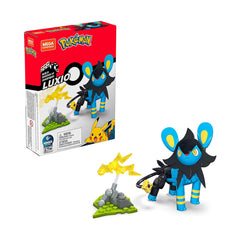 Mega Construx Pokemon Luxio Building Set