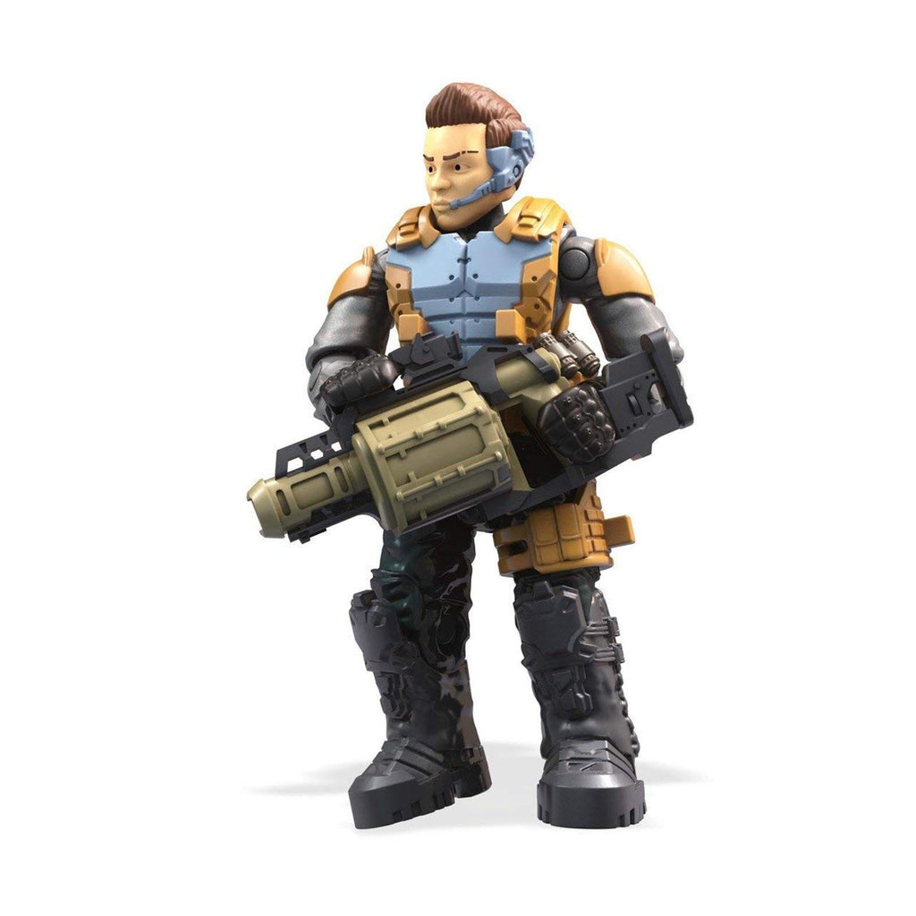 Mega Construx Call Of Duty Specialist Battery Figure Set