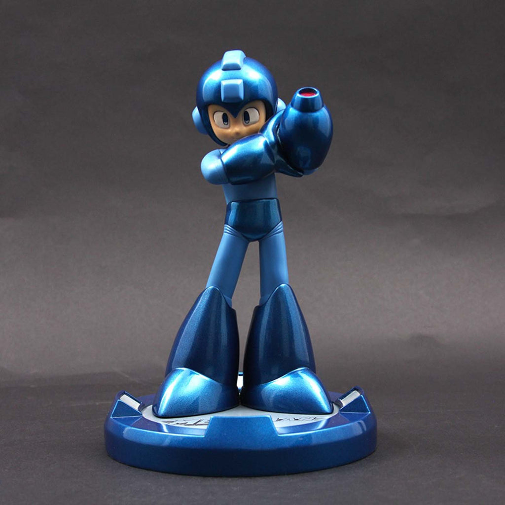 Mega Man 25th Anniversary Blue Mega Man Statue