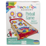Melissa And Doug Innovation Academy Pinball Game Set 30581