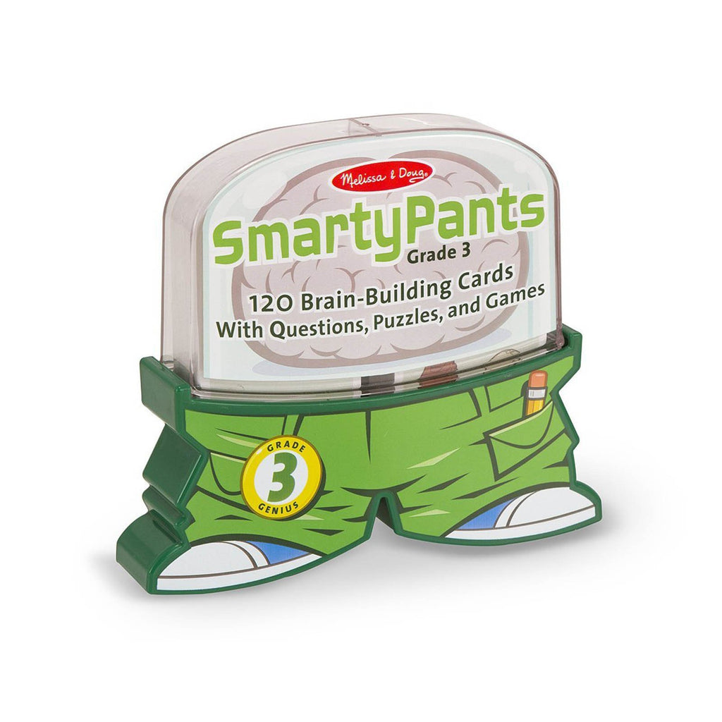 Melissa And Doug Smarty Pants 3rd Grade Brain Building Game
