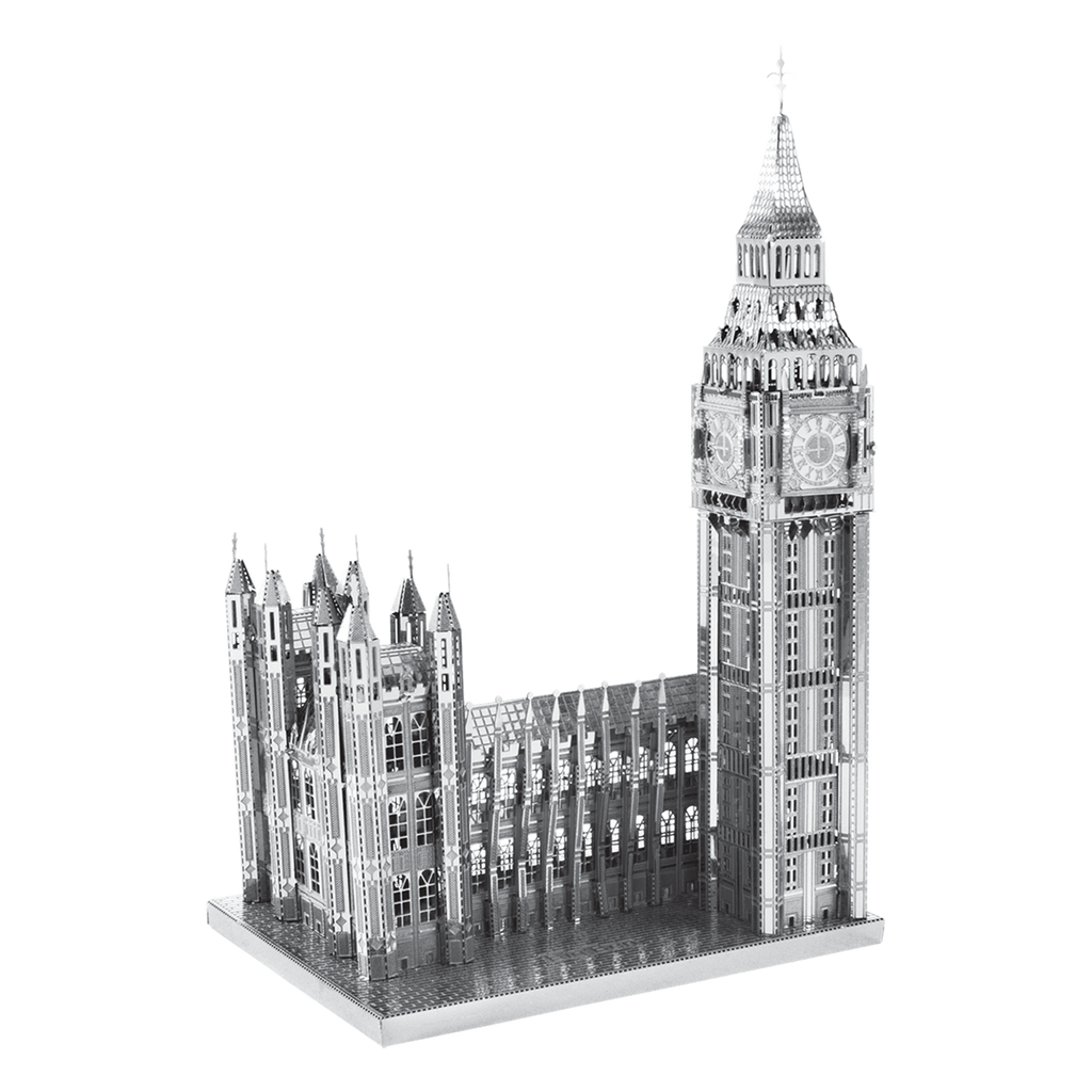 Metal Earth Big Ben  Model Kit ICX018