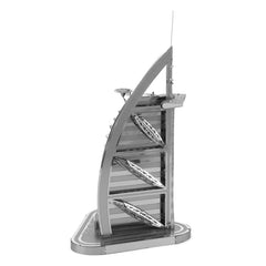 Metal Earth Burj Al Arab Model Kit ICX012