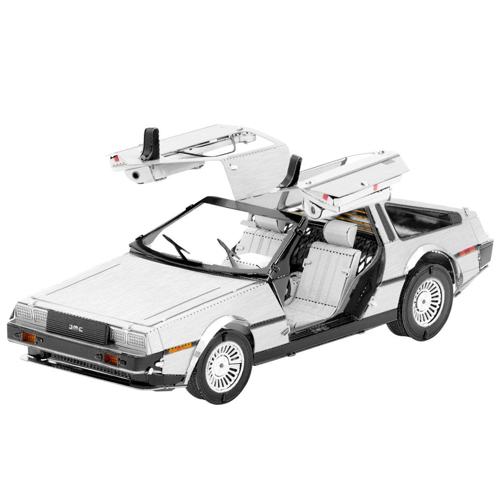 Metal Earth DeLorean Model Kit MMS181