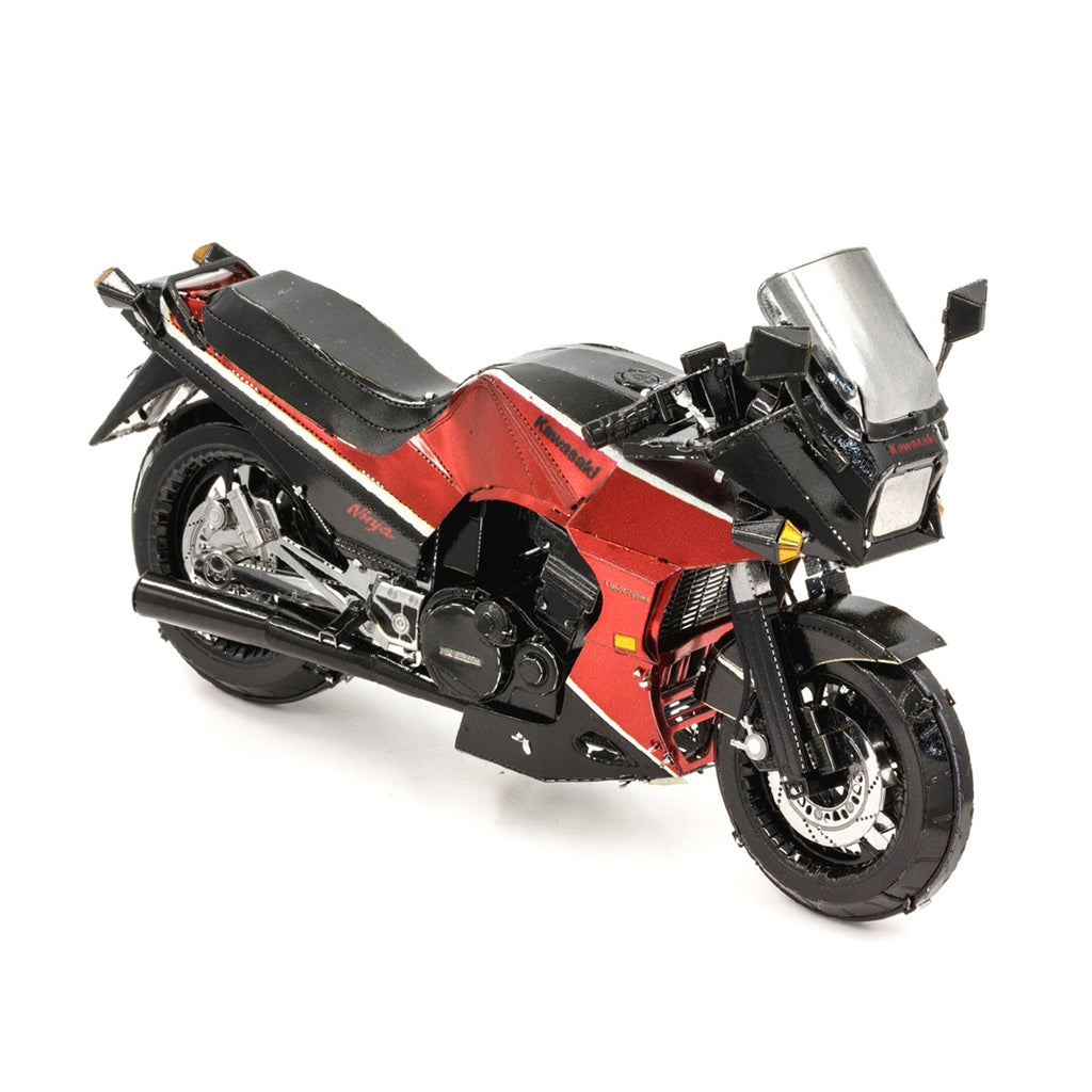 Metal Earth Kawasaki GPz900R Model Kit ICX145