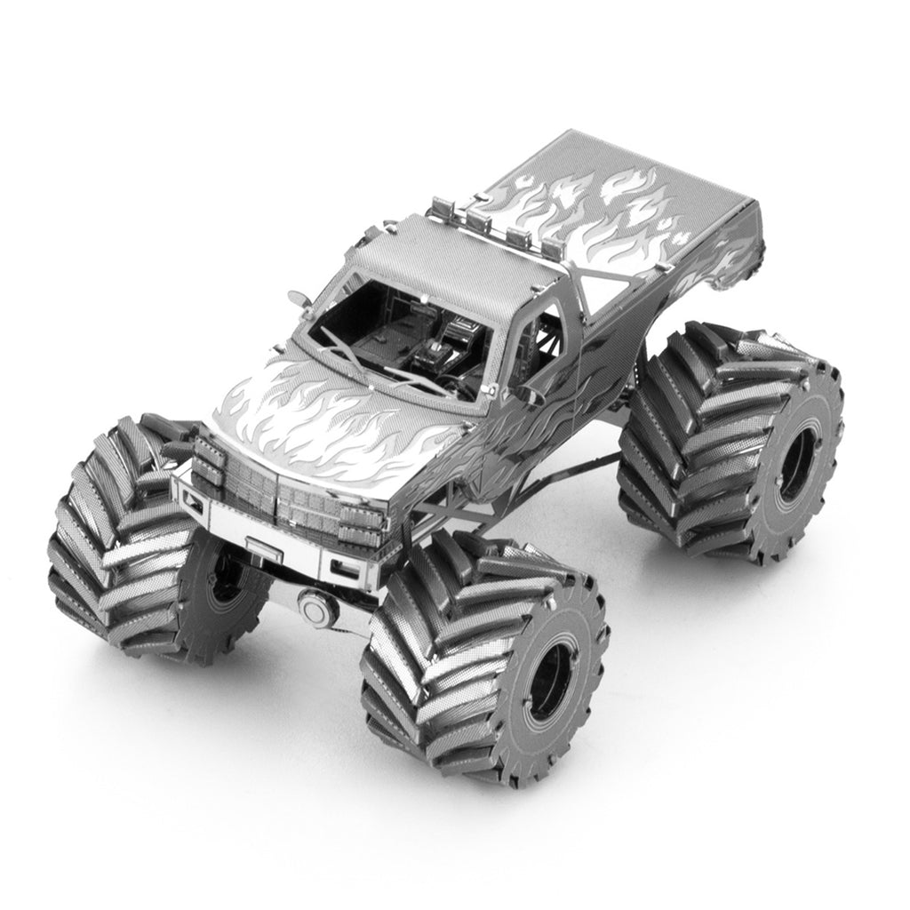 Metal Earth Monster Truck Model Kit MMS216