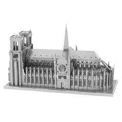 Metal Earth Notre Dame Paris Model Kit ICX003