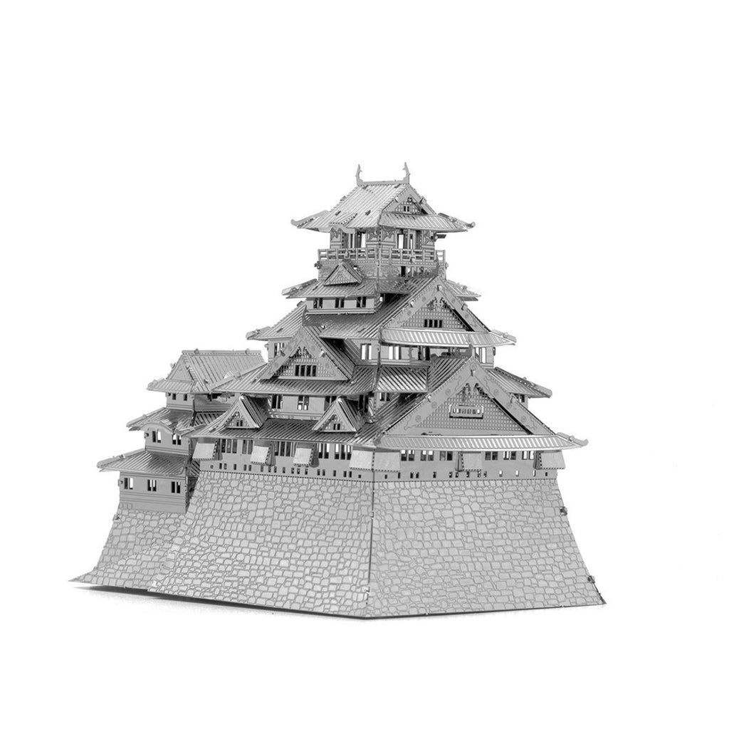 Metal Earth Osaka Castle Model Kit ICX109