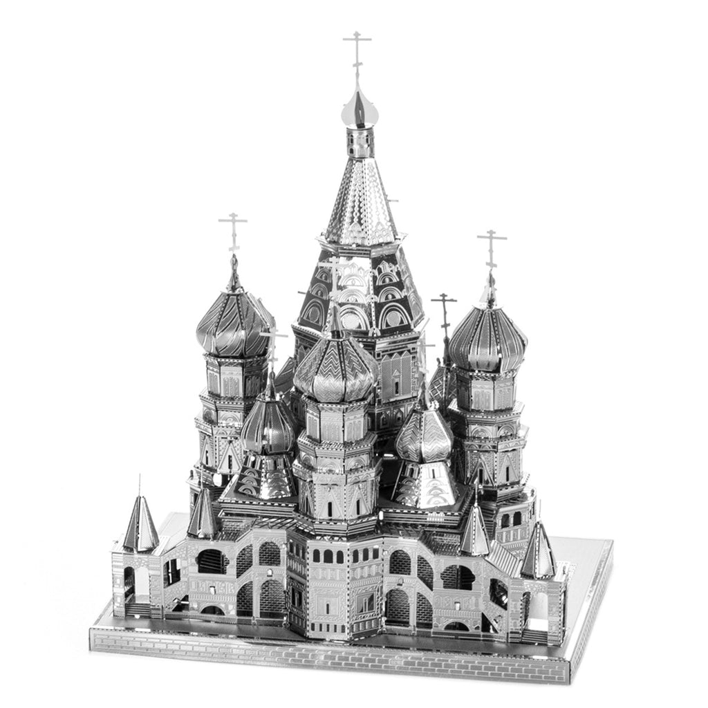 Metal Earth Saint Basil's Cathedral Model Kit ICX006