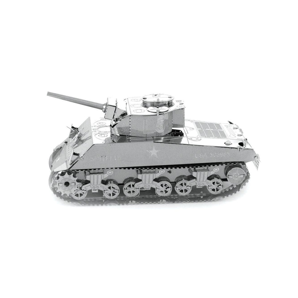 Metal Earth Sherman Tank Model Kit MMS204