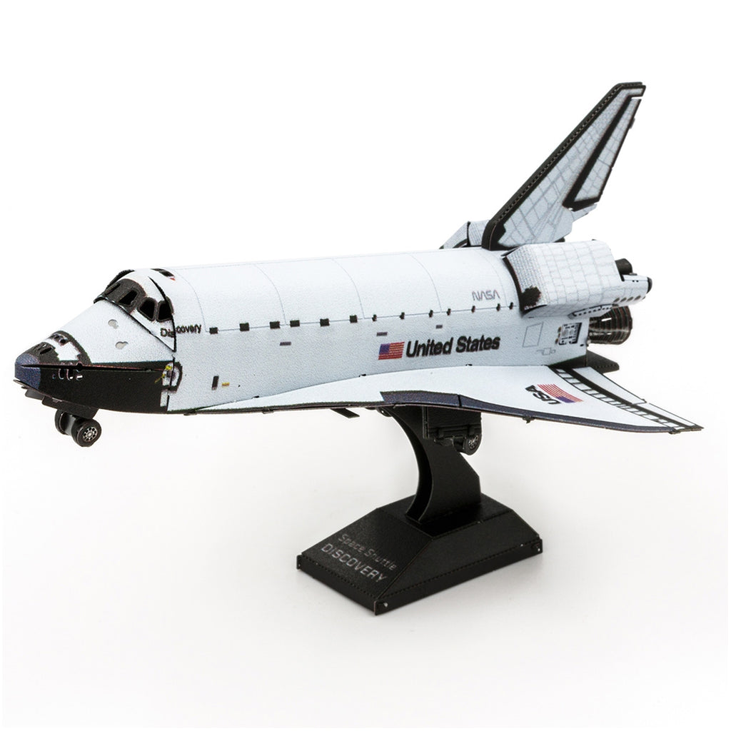 Metal Earth Space Shuttle Discovery Model Kit MMS211