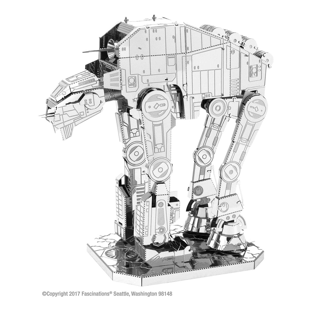 Metal Earth Star Wars At-M6 Heavy Assault Walker Model Kit