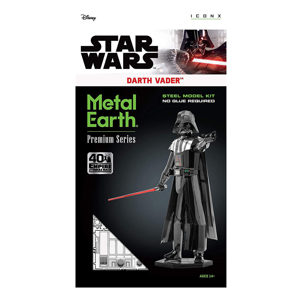Metal Earth Star Wars Darth Vader Model Kit