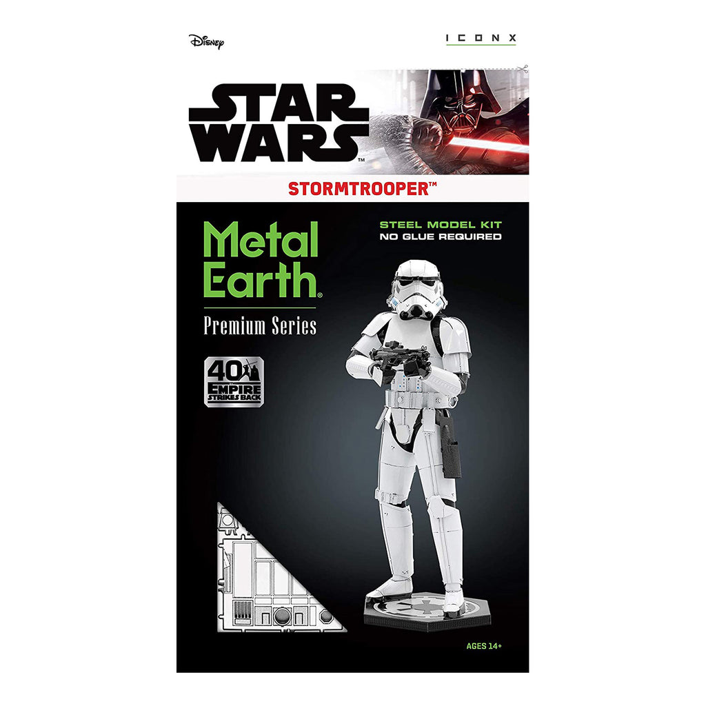 Metal Earth Star Wars Stormtrooper Model Kit