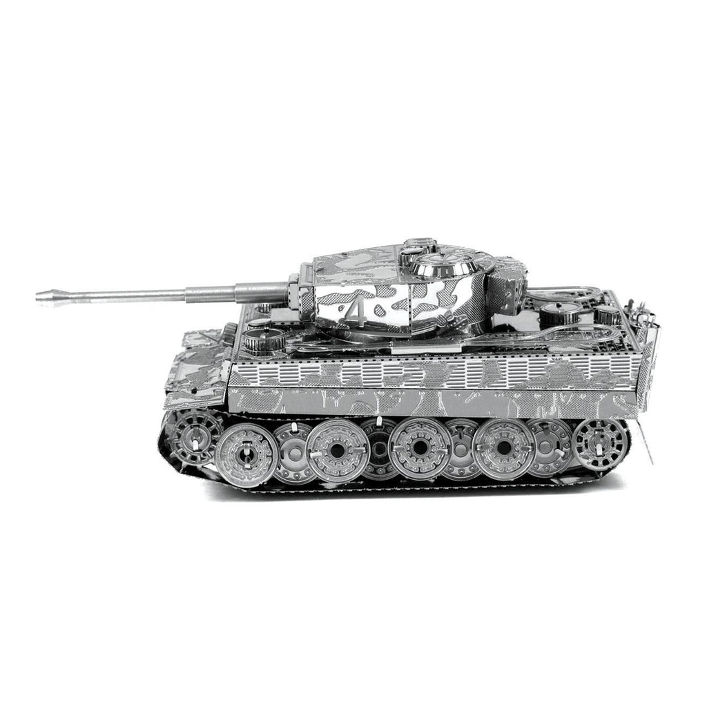 Metal Earth Tiger I Tank Model Kit MMS203