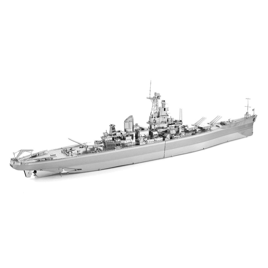 Metal Earth USS Missouri (BB-63) Model Kit ICX111