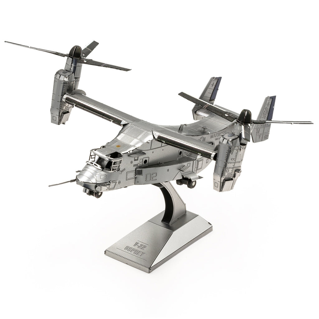 Metal Earth V-22 Osprey Model Kit MMS212