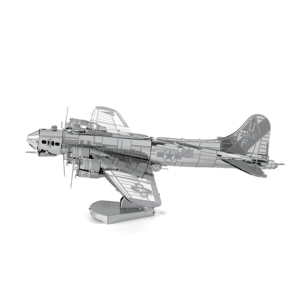 Metal Earth B-17 Flying Fortress Plane Model Kit