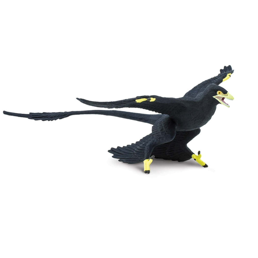 Dinosaur Figures - Microraptor Wild Safari Animal Figure Safari Ltd