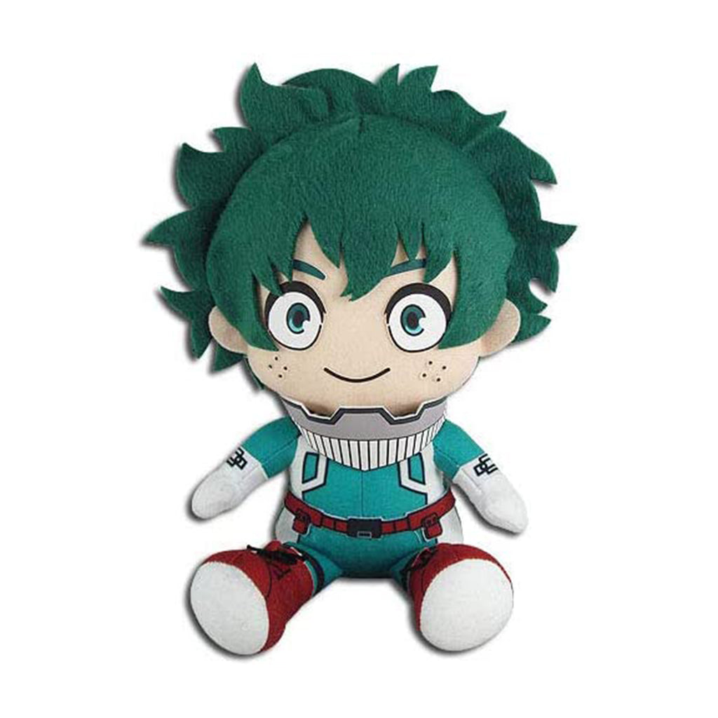 My Hero Academia Midoriya 02 7 Inch Plush Figure