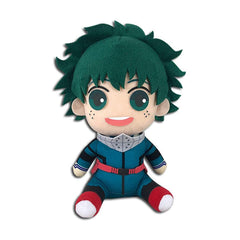 My Hero Academia S2 Deku Hero Costume 8 Inch Plush Figure