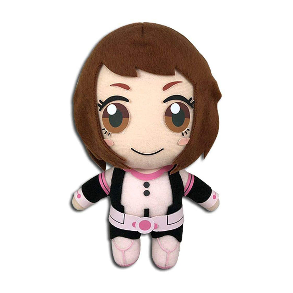 My Hero Academia S2 Ochaco Hero Costume 8 Inch Plush Figure