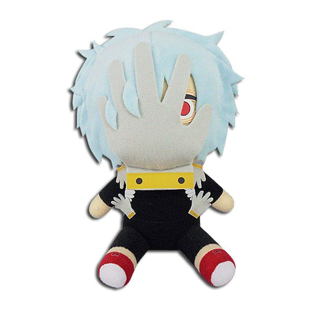 My Hero Academia S2 Shigaraki Sitting 8 Inch Plush Figure