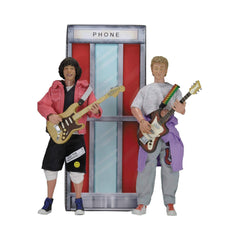 NECA Bill And Ted's Excellent Adventure Wyld Stallyns Figure Set
