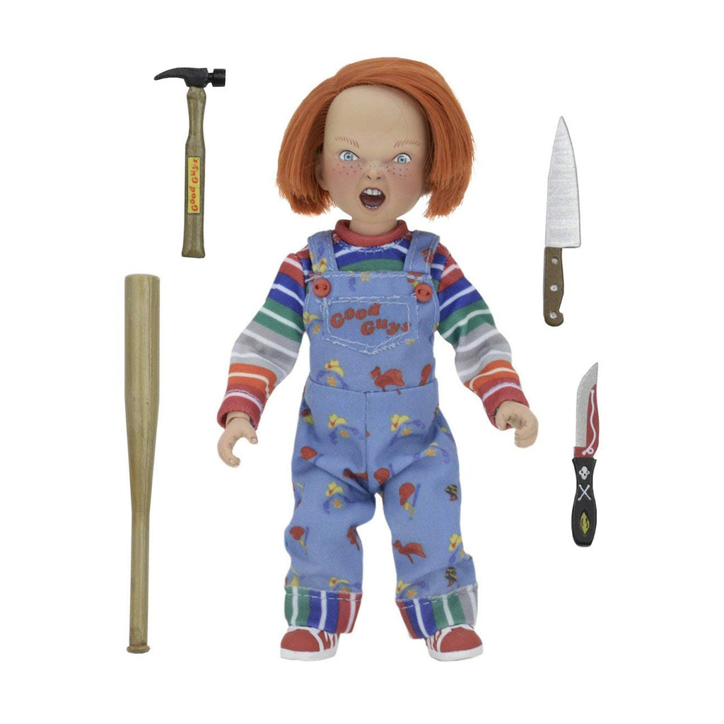 NECA Good Guys Chucky Clothed 5 Inch Action Figure