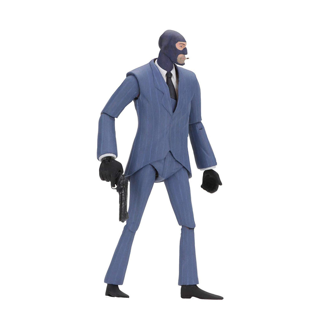 NECA Team Fortress 2 The Spy Blue Team Action Figure