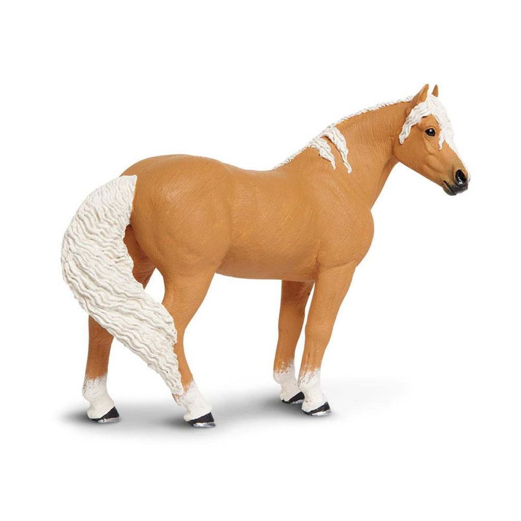 Palomino Mare Winner's Circle Horse Figure Safari Ltd