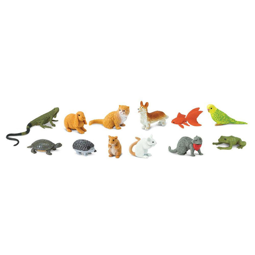 Mammal Figures - Pets Toob Mini Figures Safari Ltd