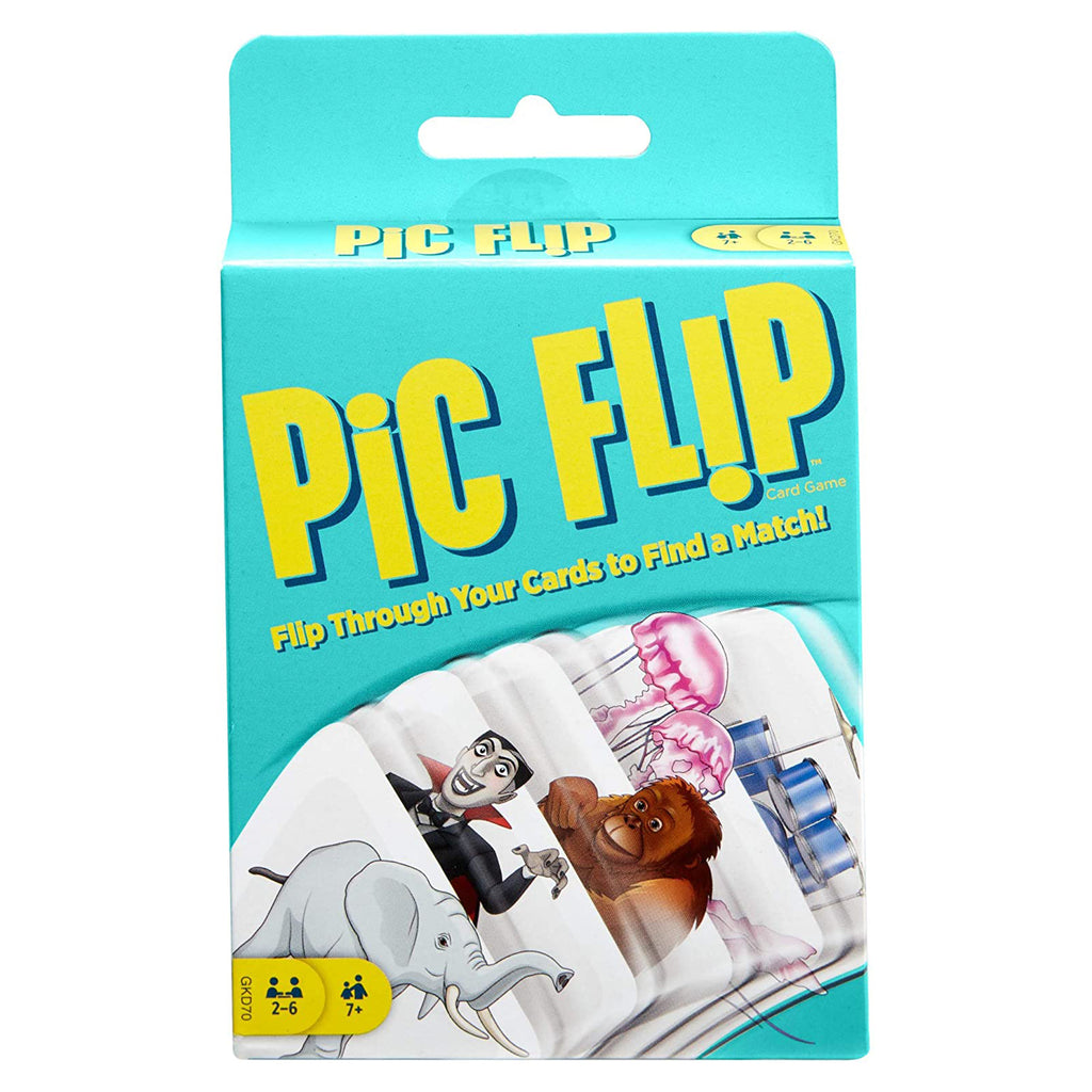 Pic Flip The Matching Card Game
