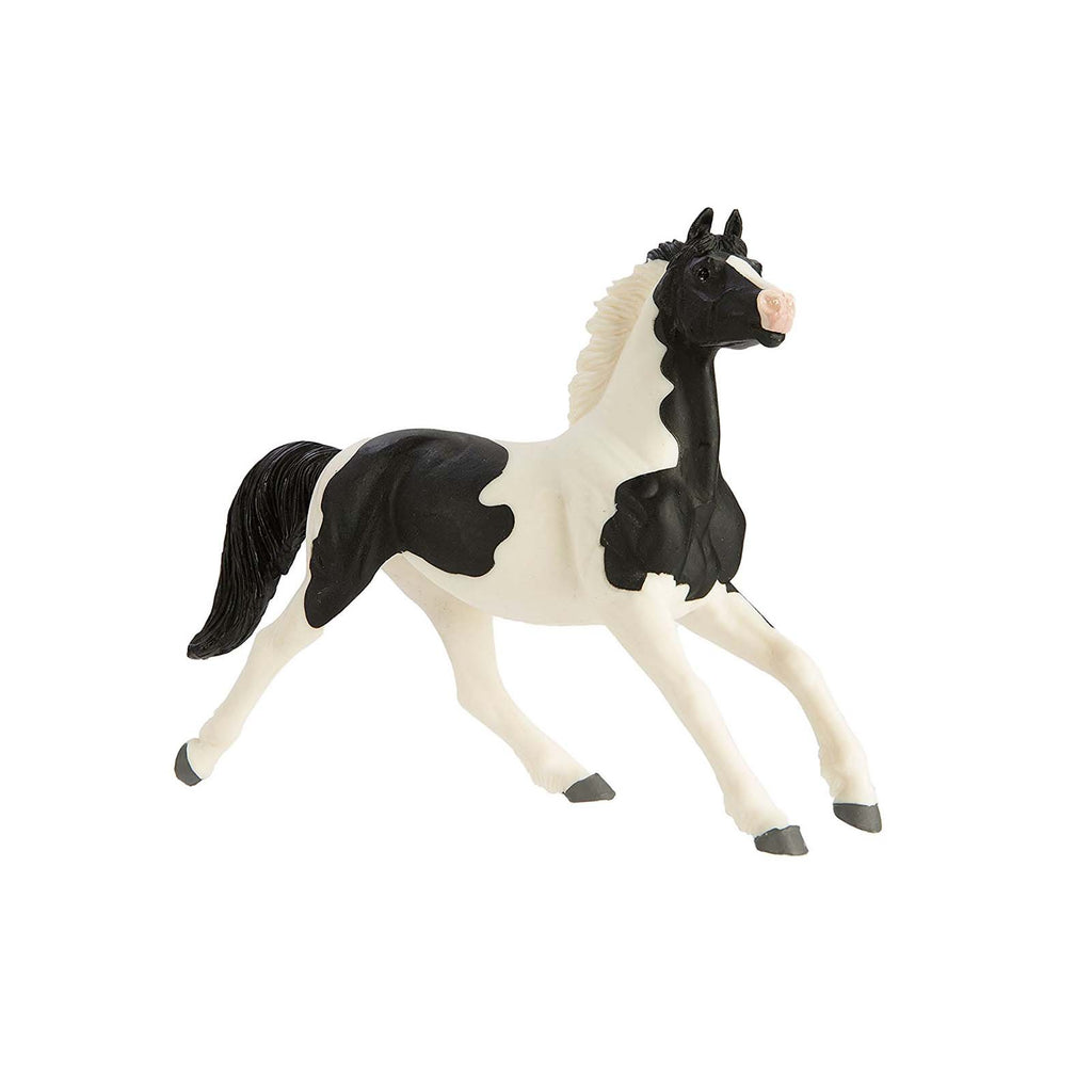 Mammal Figures - Pinto Mustang Mare Winner's Circle Horses Figure Safari Ltd