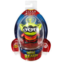 Pixar Aliens Remix Mr. Incredible 3 Inch Figure