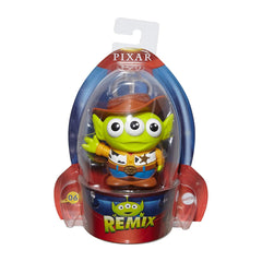 Pixar Aliens Remix Woody 3 Inch Figure