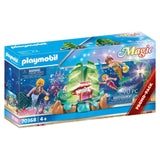 Playmobil Coral Mermaid Lounge Building Set 70368