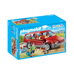 Playmobil Family Fun Family Car Set 9421