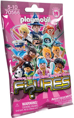 Playmobil Figures Series 19 Pink Single Blind Bag 70566