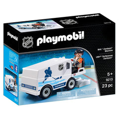 Playmobil NHL Hockey Zamboni Machine Set 9213