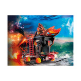 Playmobil Novelmore Burnham Raiders Fire Ram Building Set 70393