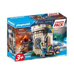 Playmobil Novelmore Knights Fortress Building Set 70499