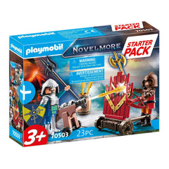 Playmobil Novelmore Knights Starter Pack Building Set 70503