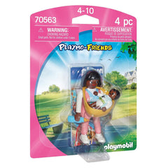Playmobil Playmo-Friends Mother With Baby Carriers 70563