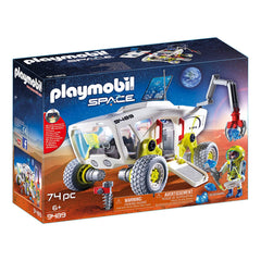 Playmobil Space Mars Research Vehicle Building Set 9489