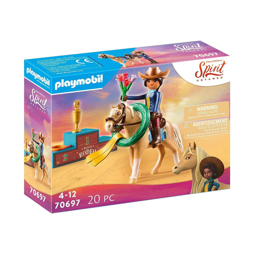 Playmobil Spirit Untamed Rodeo Pru Building Set 70697