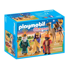 Playmobil Three Wise Kings Building Set 9497