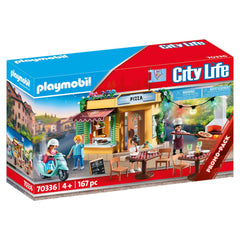 Playmobiln Pizzeria Set 70336
