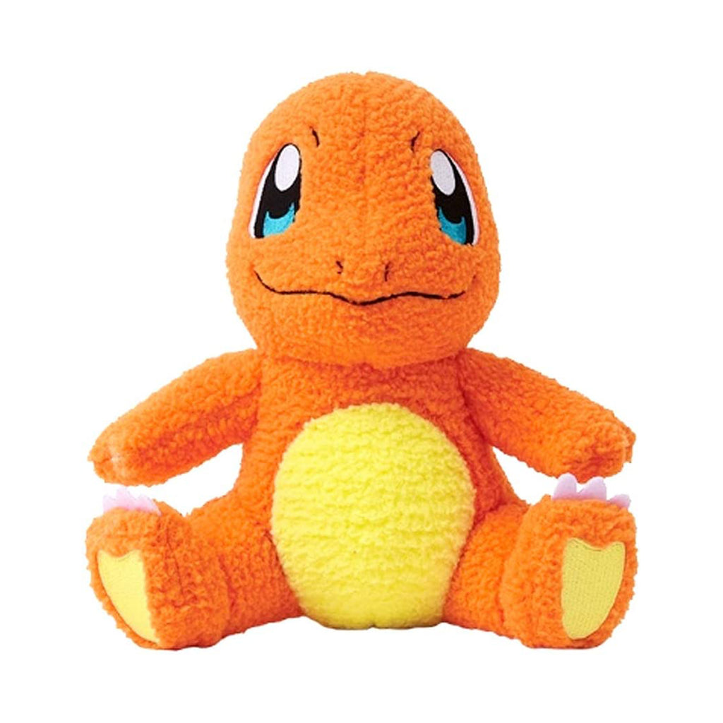 Pokemon Charmander Curly Fabric 8 Inch Plush Figure